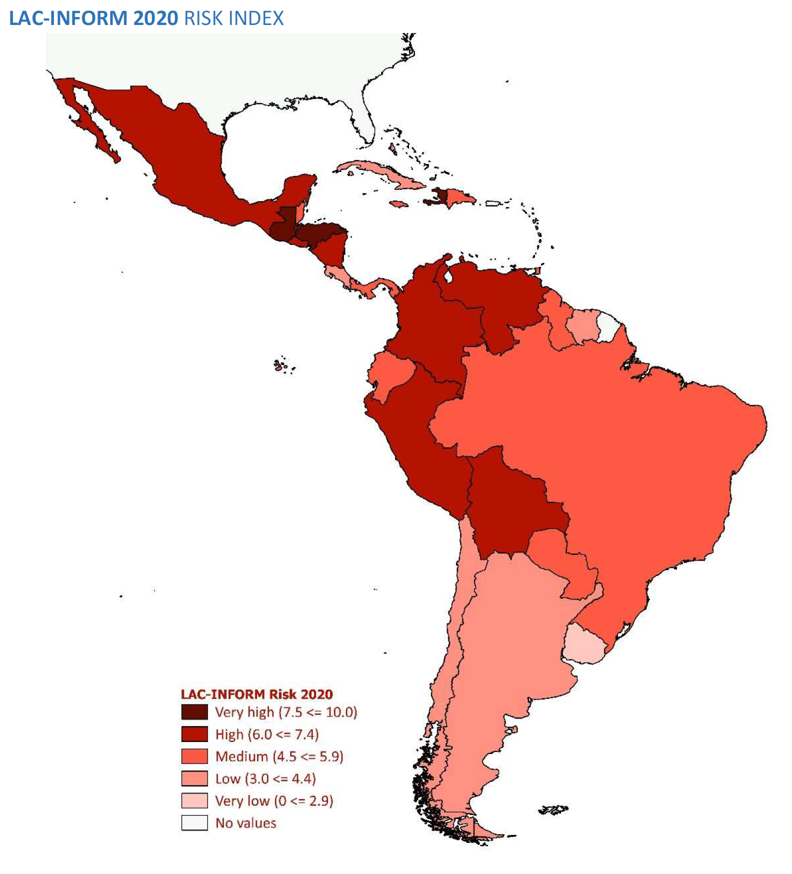 Subnational - Latin America and Caribbean