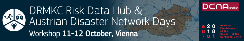 Risk Data Hub & Austrian Disaster Network Days