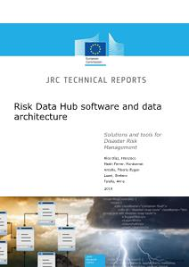 Risk Data Hub software and data architecture