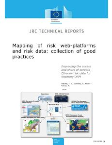 Mapping of risk web-platforms and risk data: collection of good practices